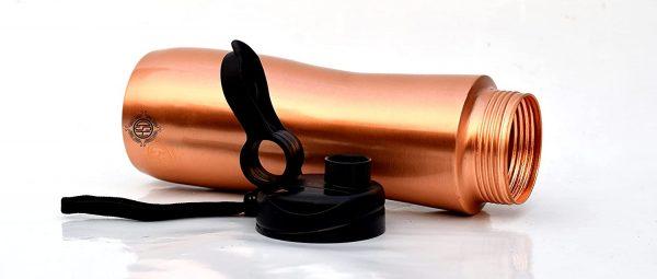 sticla cupru pur sport copper